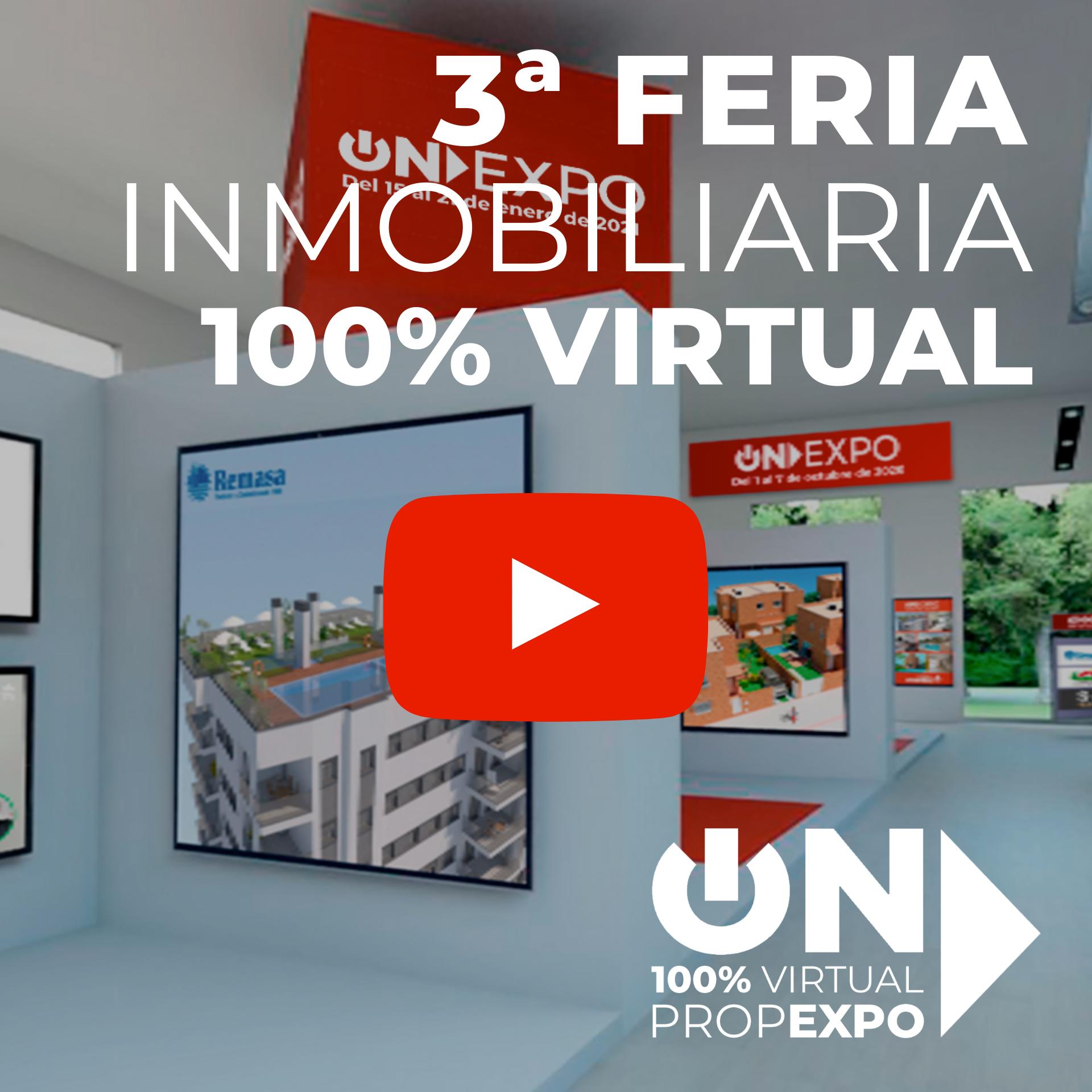 Feria Inmobiliaria Virtual ONEXPO®